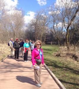 Mary Liebig - DeForest Walk