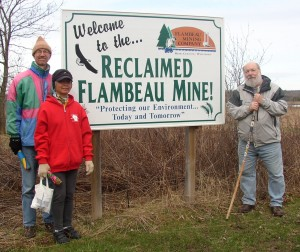 Reclaimed Flambeau Mine